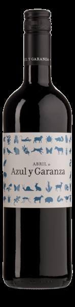 Abril de Azul y Garanza
