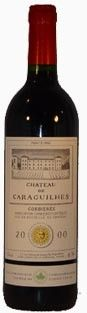 Château Caraguilhes rouge 2017