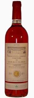 Chateau Caraguilhes rosé