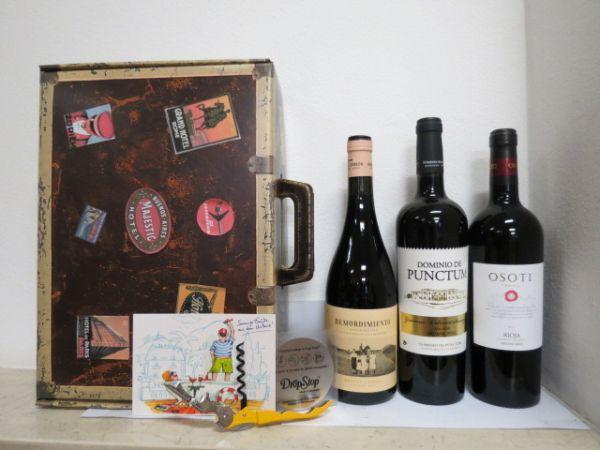 Weinreise-Spanien